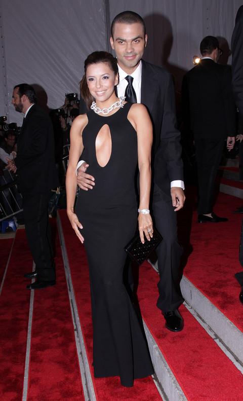 Eva Longoria at Metropolitan Museum of Art Costume Institute Gala 2009
