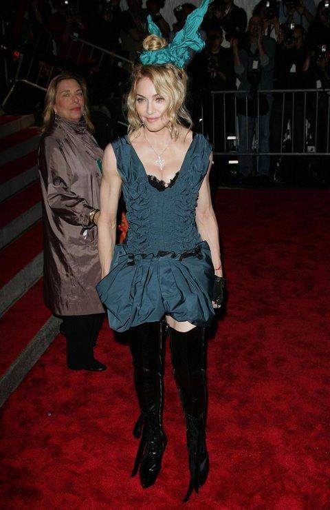 Madonna seinfeldd