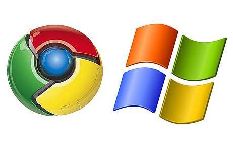 Google fights with Microsoft windows