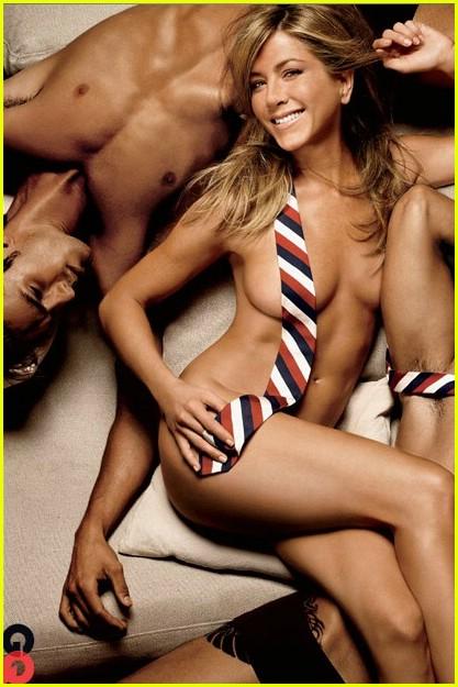 Jennifer Aniston getting hotter