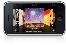 Iphone 3G S Display screen
